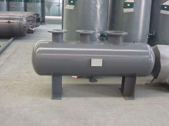 蒸汽分气缸