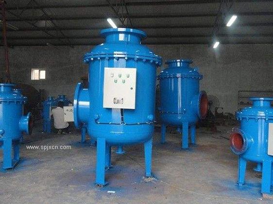 太原物化全程综合水处理器