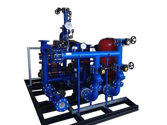 太原蒸汽换热机组