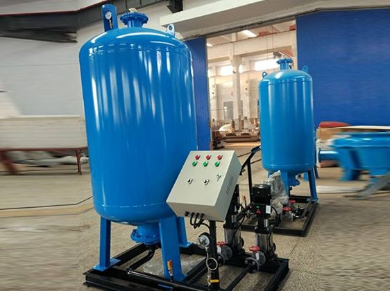 太原定压补水排气装置