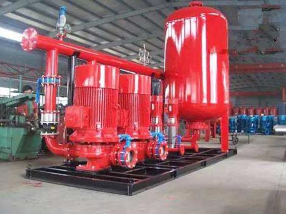 太原消防供水设备