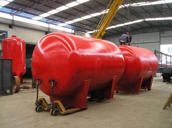 太原囊式自动供水设备