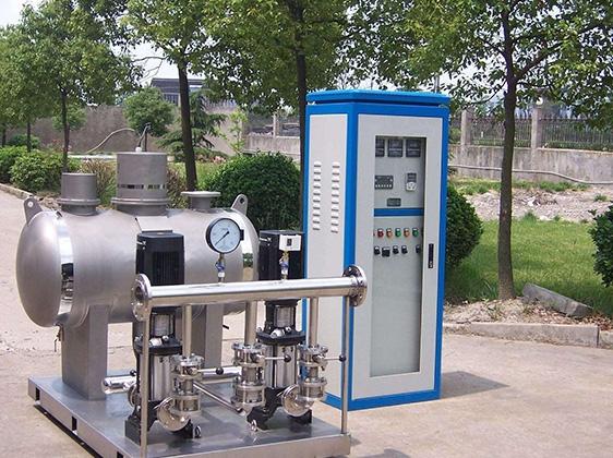 太原变频供水设备
