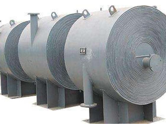 低温螺旋板式换热器