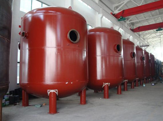 耐腐蚀容积式换热器