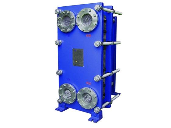 铝制板式换热器
