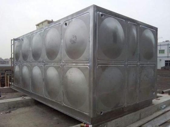 太原不锈钢圆柱形水箱