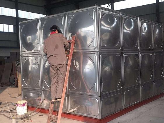 太原不锈钢水箱