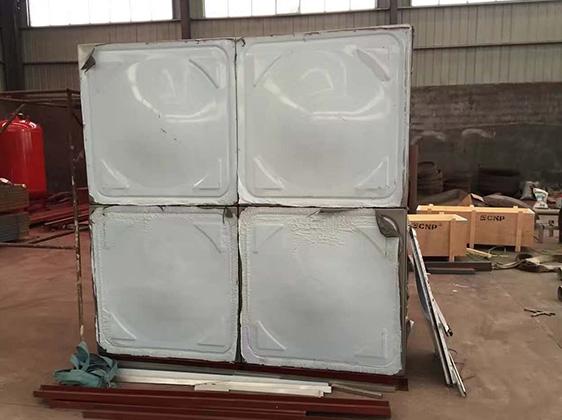 太原不锈钢消防水箱